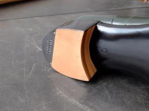 cagraの靴のヒール釘